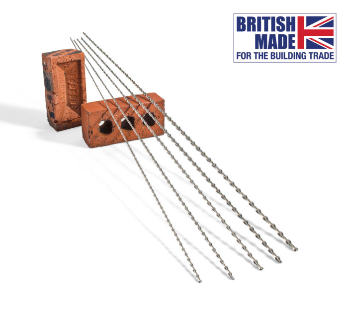 Brick stitch bars UK made