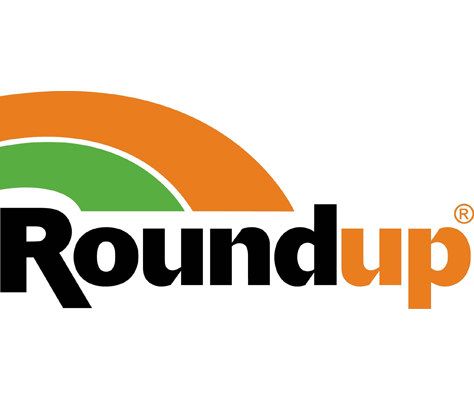 Roundup pro range of professional herbicides and weedkillers