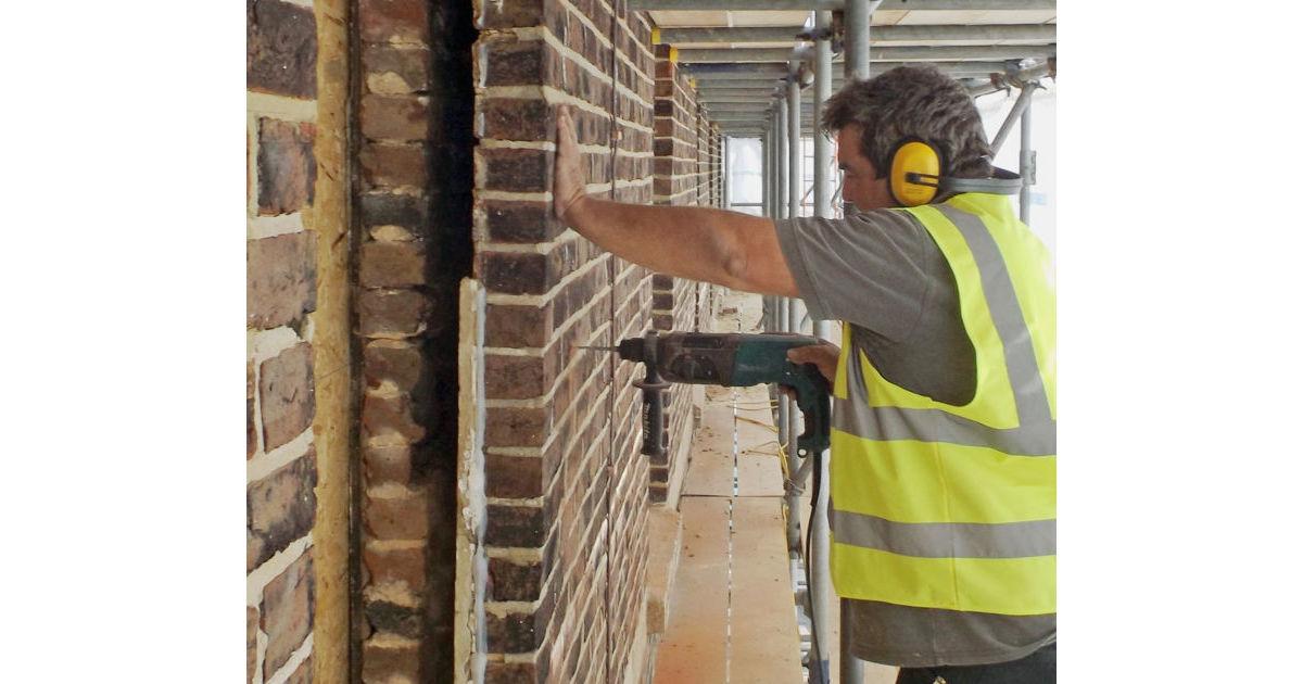 Remedial Wall Ties Twistfix