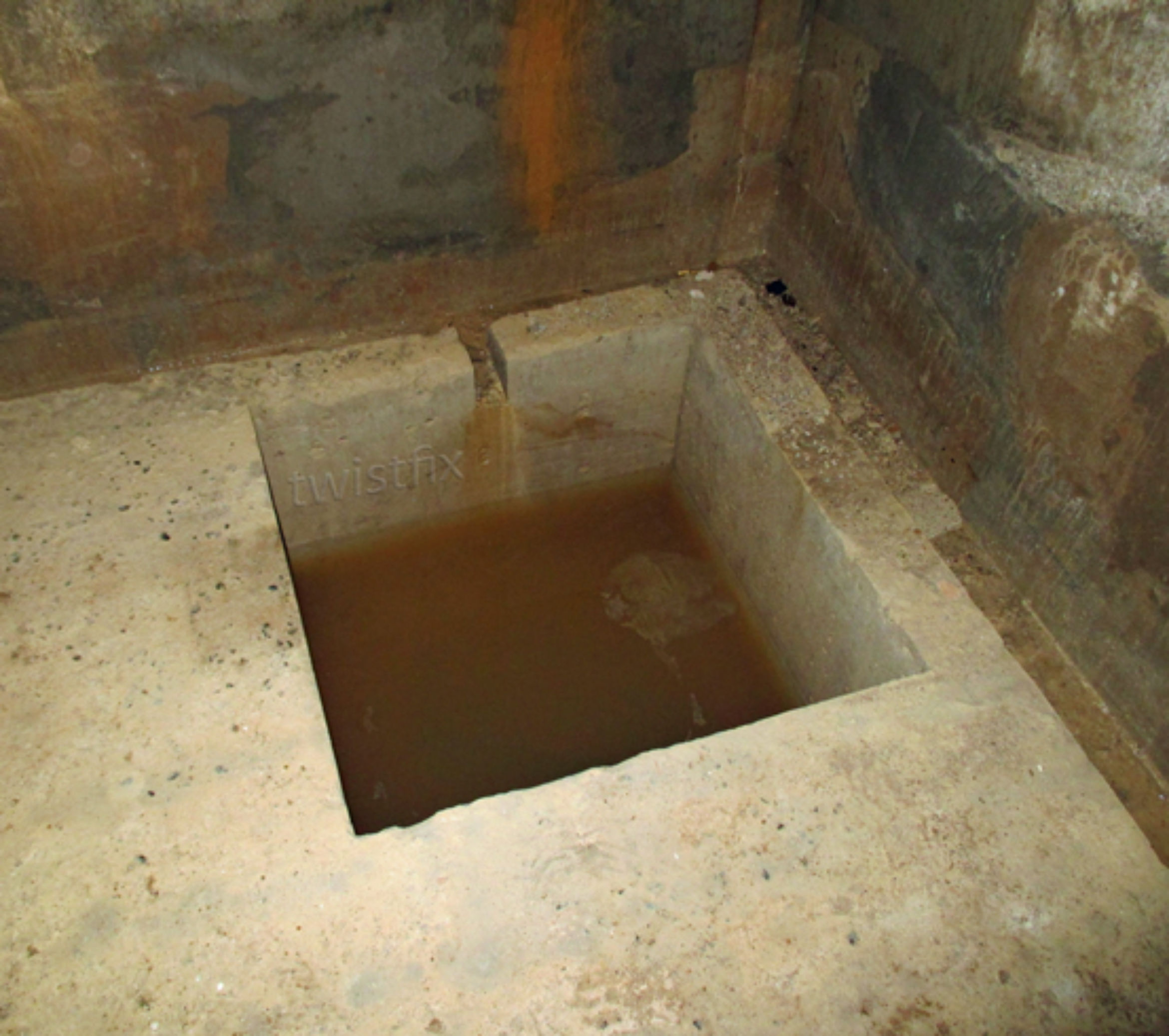 basement water table