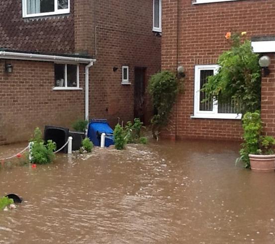 Flood Protection 163 5 000 Grants Announced