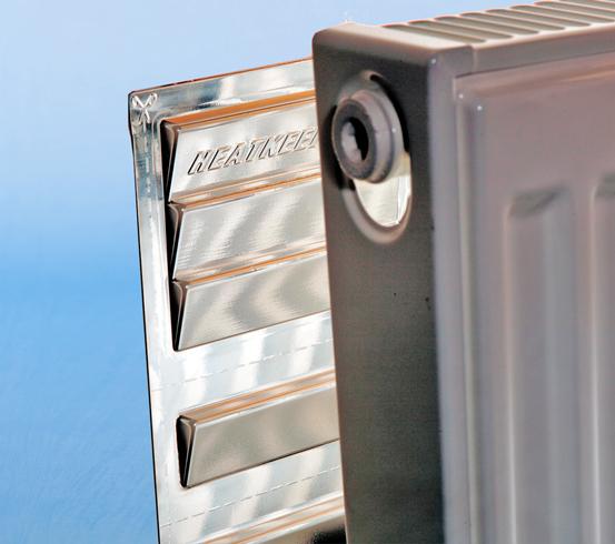 New Radiator Reflector Panels