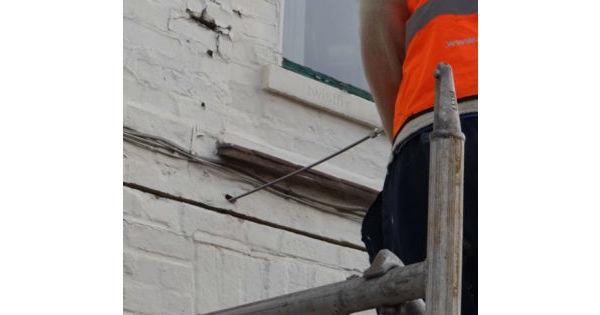 Lateral Restraint Wall Ties Twistfix