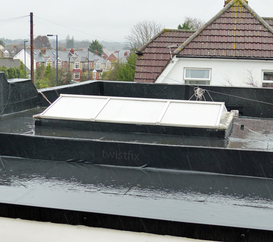 Firestone Epdm Rubber Roofing System