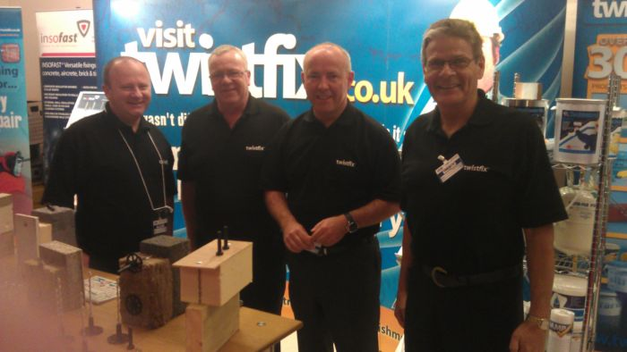 the grand designs live twistfix  team