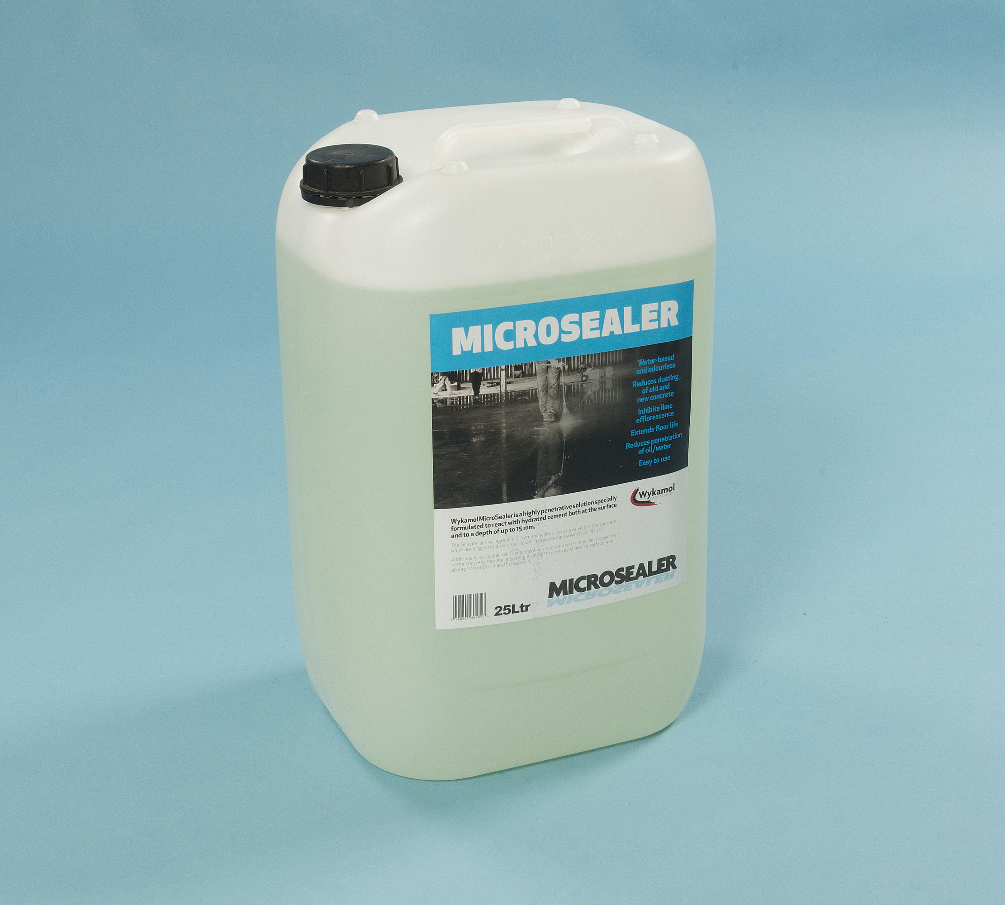 Concrete Sealer Microsealer