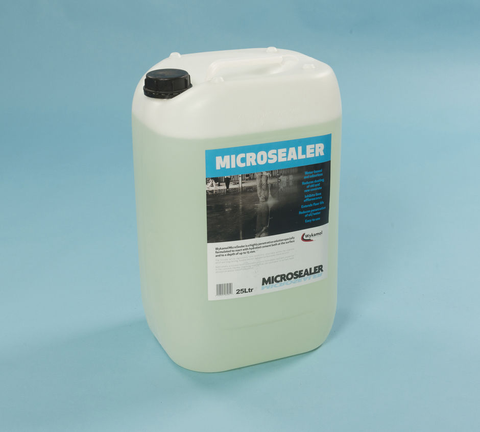 Construction Chemicals - Concrete Sealer - Microsealer