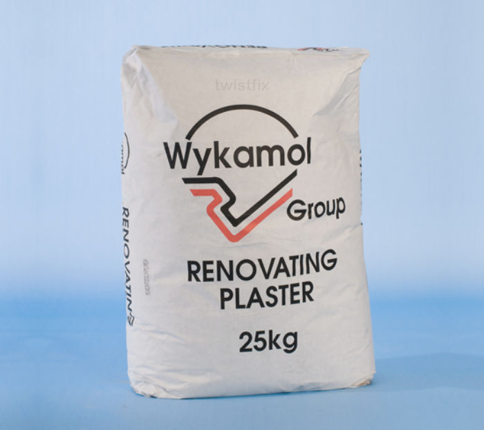 RENOVATING PLASTER
