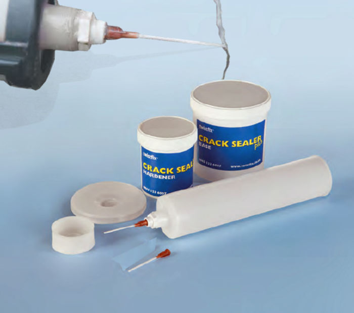 Twistfix - Crack sealer epoxy resin