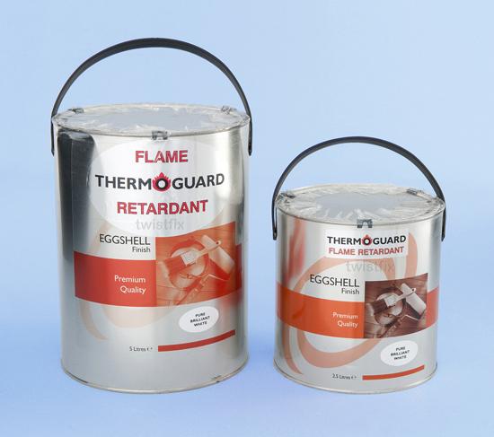 Fire Resistant Paint : Fire resistant paint