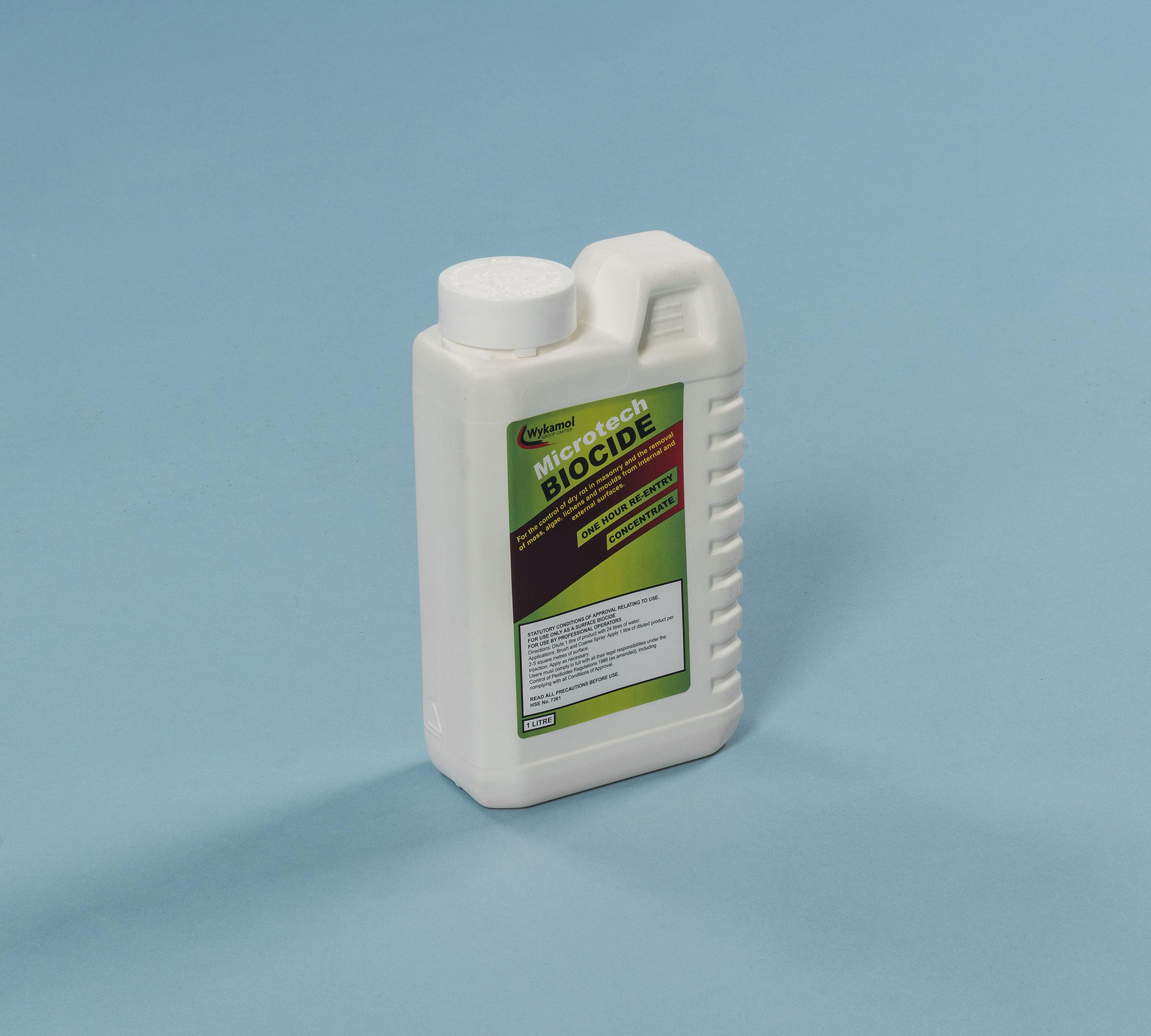 Masonry Biocide Twistfix Dry Rot Treatment