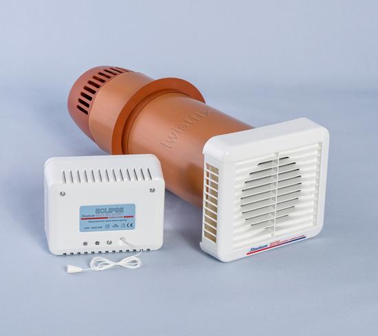 Heat Recovery Fans Twistfix