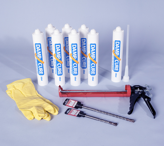 Diy Damp Proofing Cream Twistfix Dpc Kit