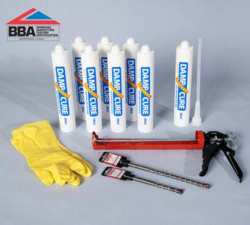 Diy Damp Proofing Cream Twistfix Dpc Kit