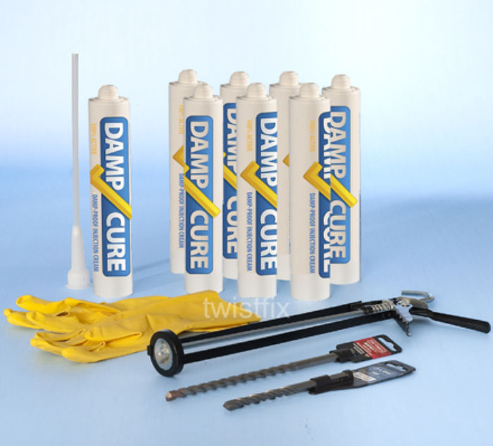 DIY DAMP PROOFING CREAM 380 DPC KIT