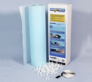 Damp Check - Mesh Membrane Kit