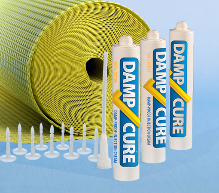 Damp Treatment – All Cure Total