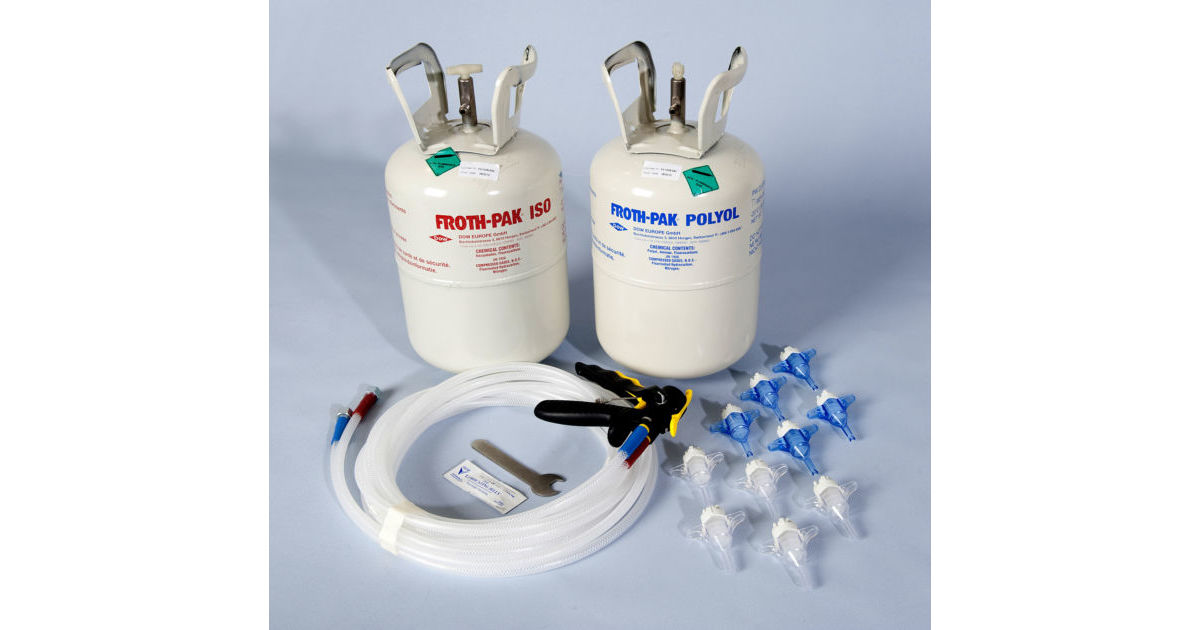 Spray Foam Insulation Kits Twistfix