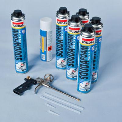 Expanding Foam Filler Twistfix Spray Foam