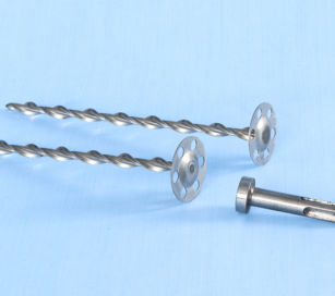Metal Insulation Fixings - Stainless