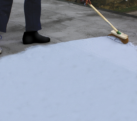 Twistfix Roof Paint Seals Leaking Roofs