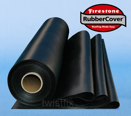 External Waterproofing Rubber Roof Water Protection