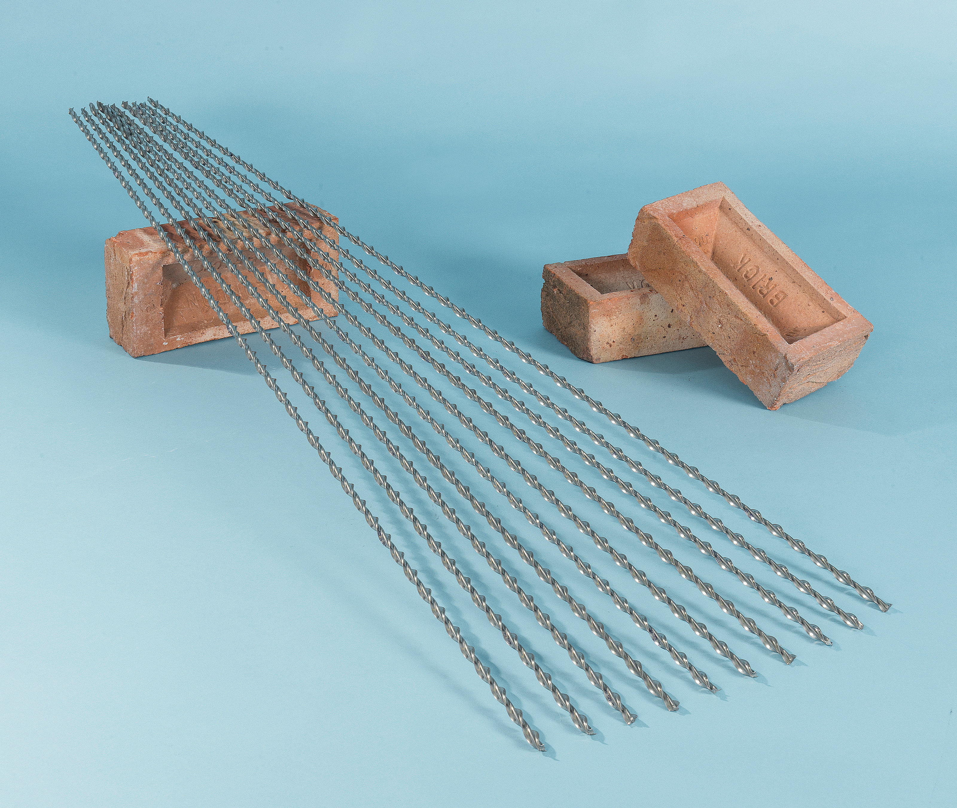 Stainless Steel Wall Ties Twistfix