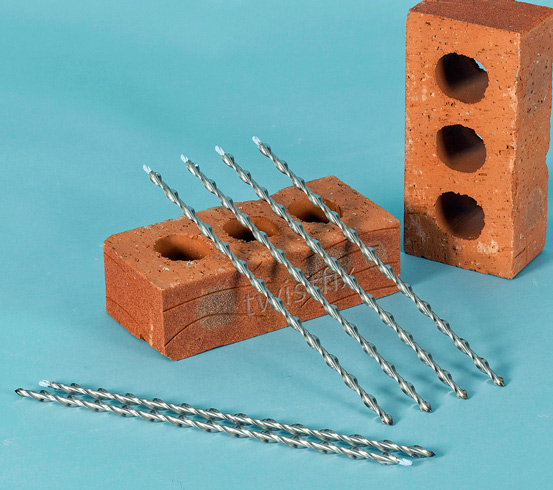 Remedial Wall Ties Twistfix Helical Tie