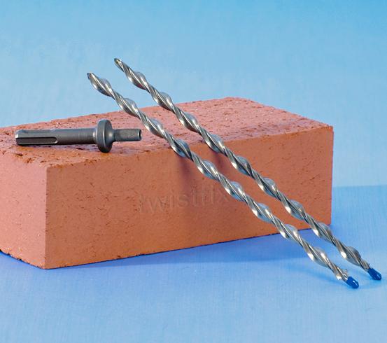 Remedial Wall Ties From Twistfix