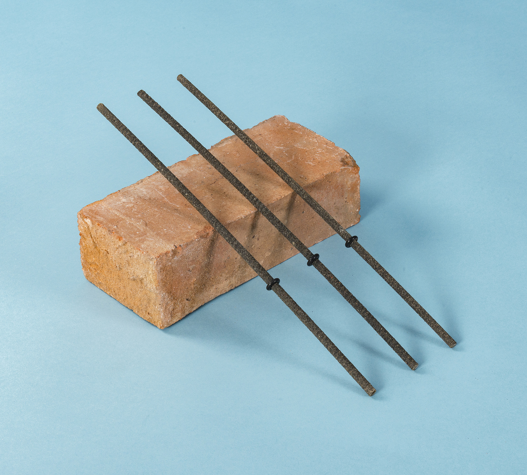 Cavity Wall Insulation Carbon Black : Teplo tie basalt cavity tes twistfix