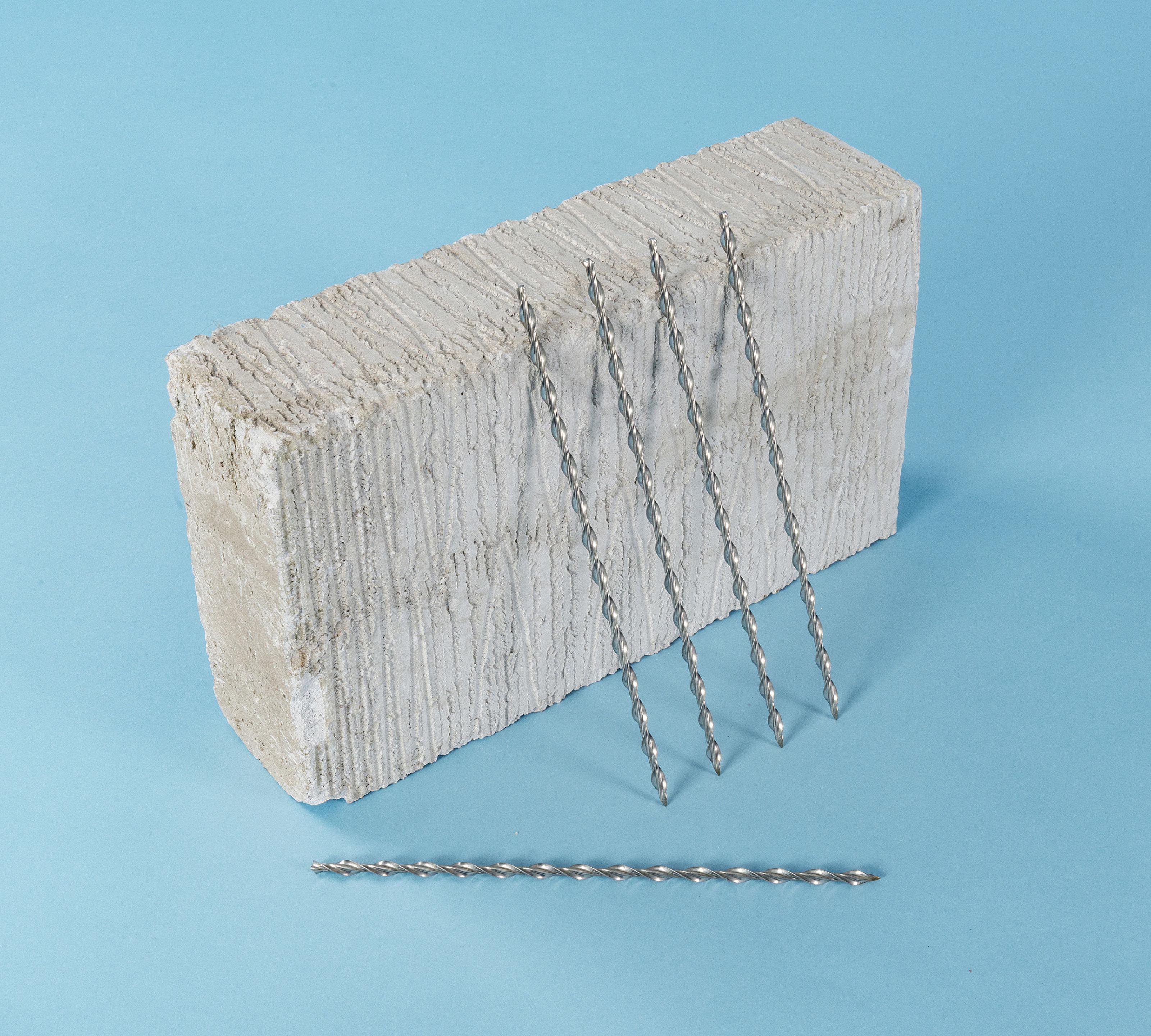 Ancon Steel Ties | Twistfix