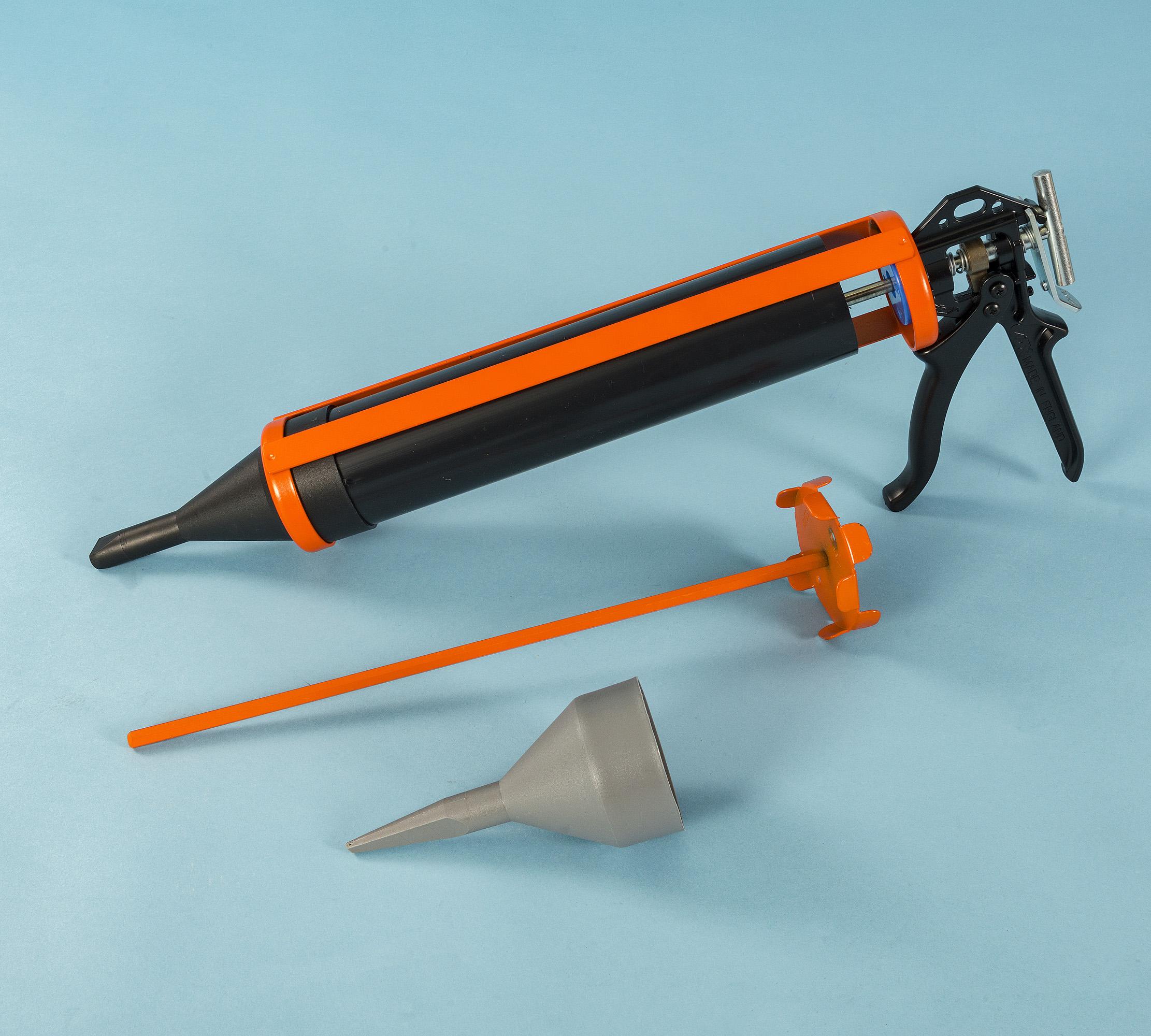Twistfix Mortar Applicator Gun Amp Nozzle Kit