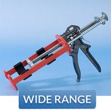 Dispensing Gun —Wide Range