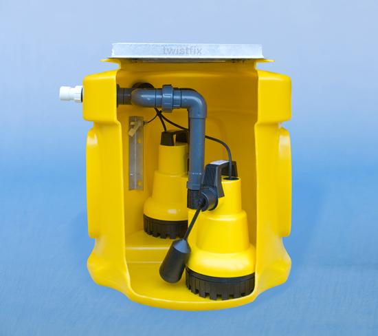 Pump Amp Sump Kit Twistfix Basement Amp Cellar Conversions
