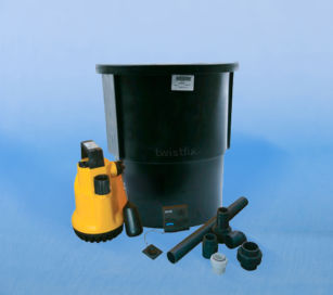 Cellar Sump Pump Kit