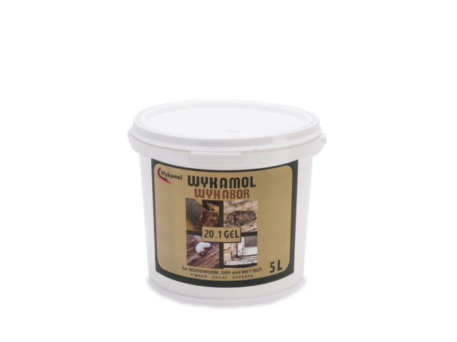 Wood Preserver – Wykabor 20 Gel