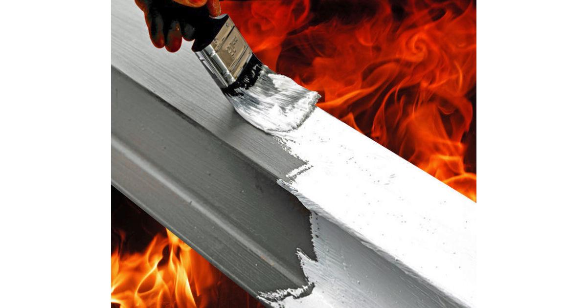Fire Proof Paint Twistfix
