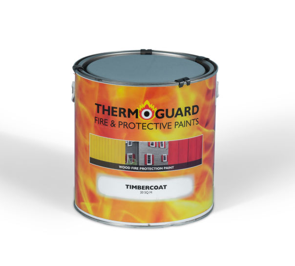 Intumescent Paint for Timber