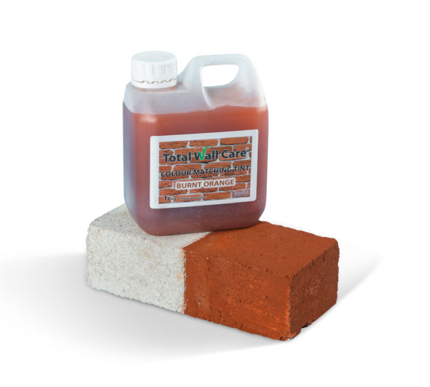 Burnt Orange Brick Tinting Dye