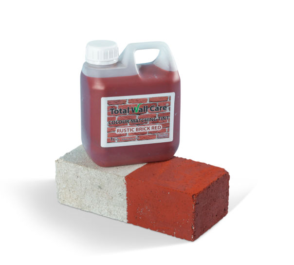 Rustic Red Brick Staining Dye