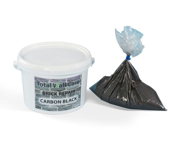 Brick Repair Mortar - Carbon Black