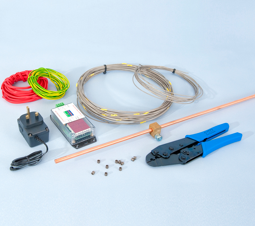 Electro osmosis damp proofing twistfix osmosis damp proofing pro solutioingenieria Gallery