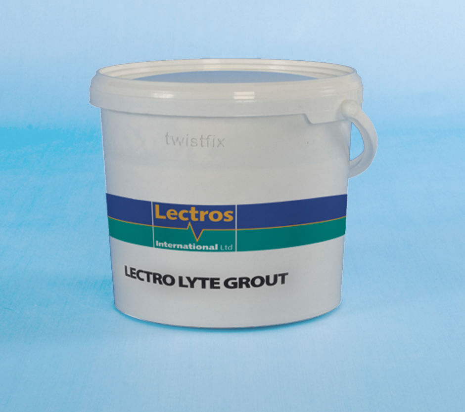 lectros Lyte grout