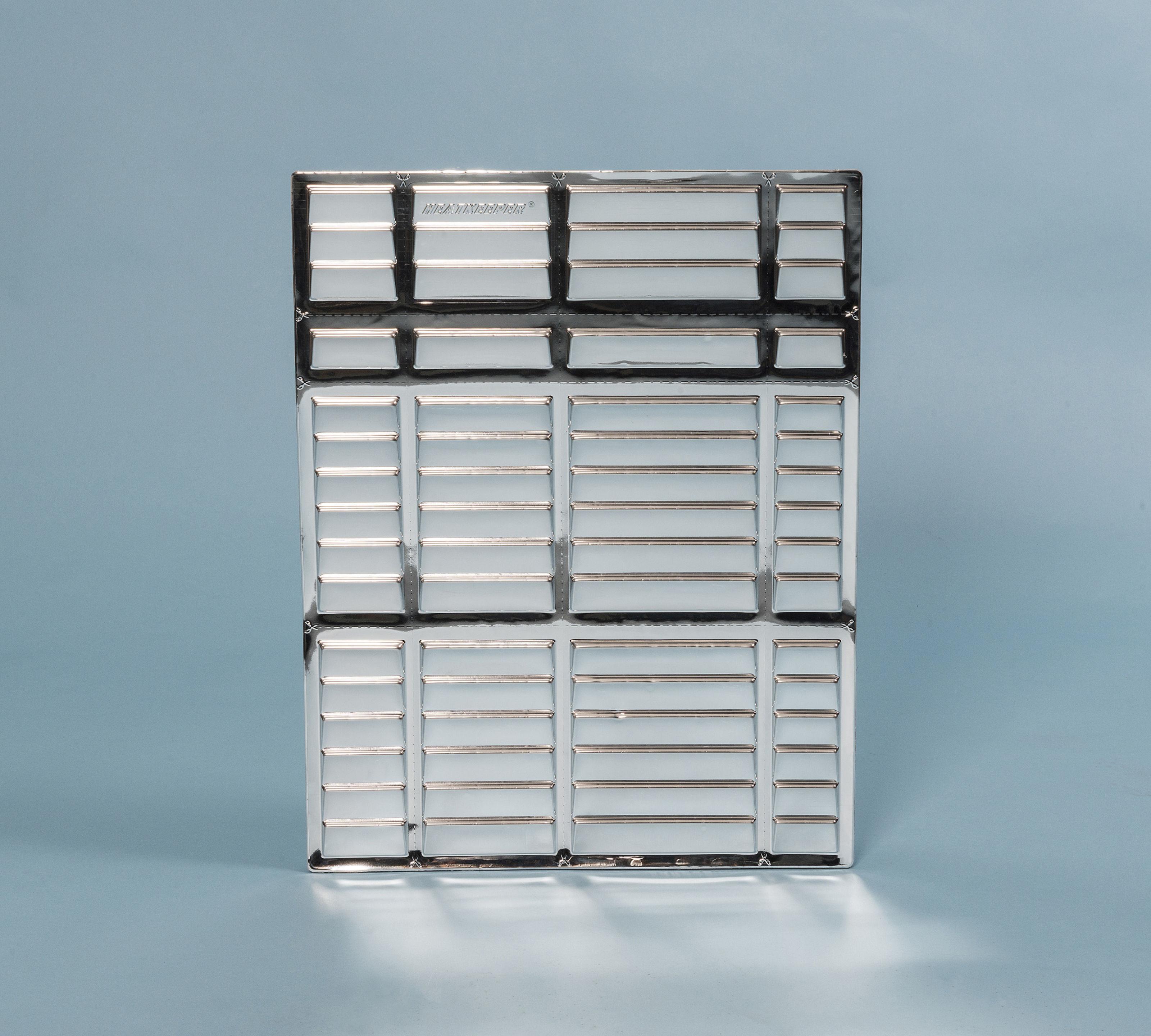 Radiator Reflector   Twistfix Heat Reflective Panels