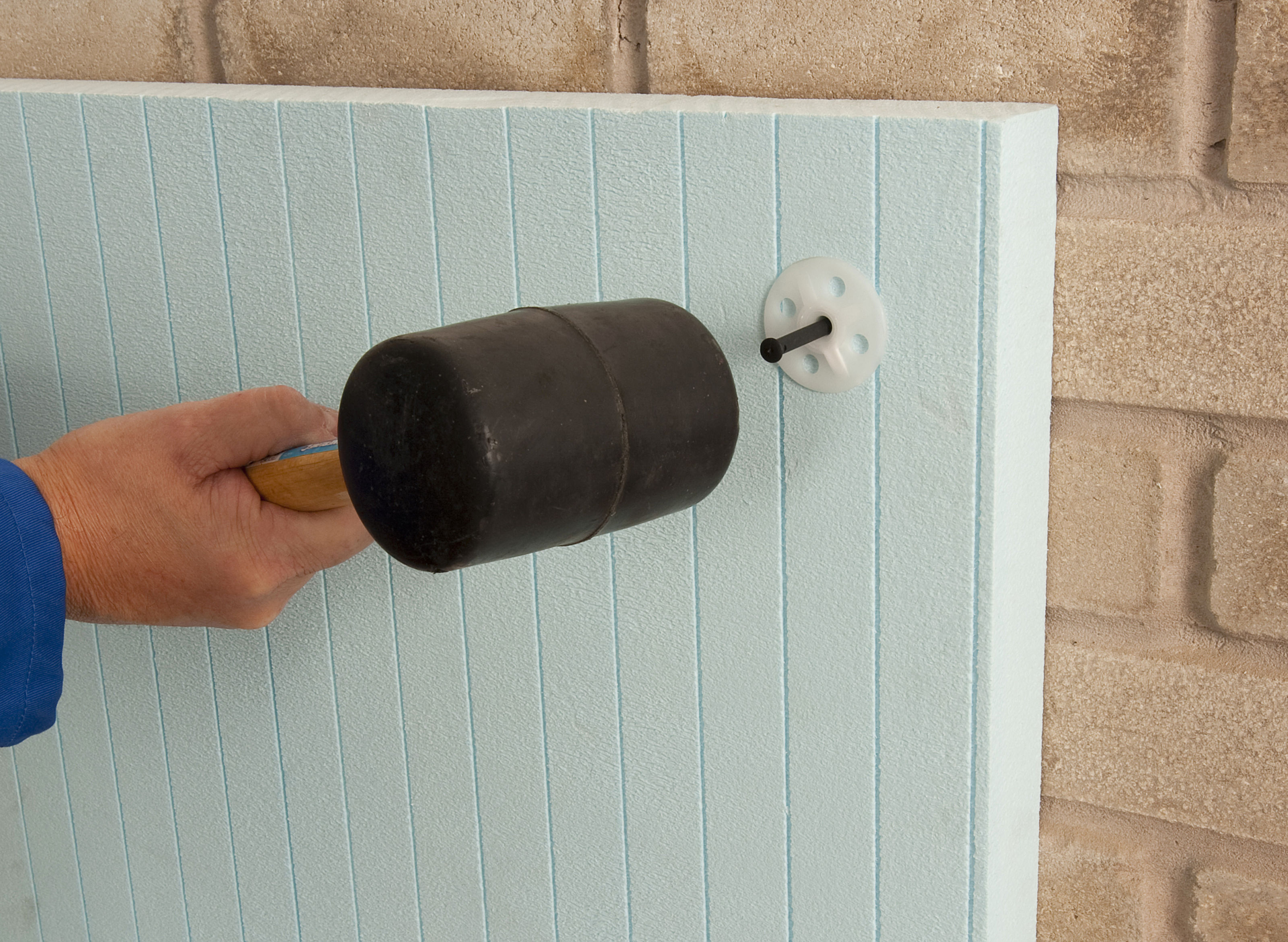 Insulation Anchors For Walls Twistfix