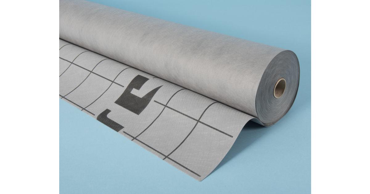 Easy Trim Pro Vapour Membrane 122gsm Twistfix