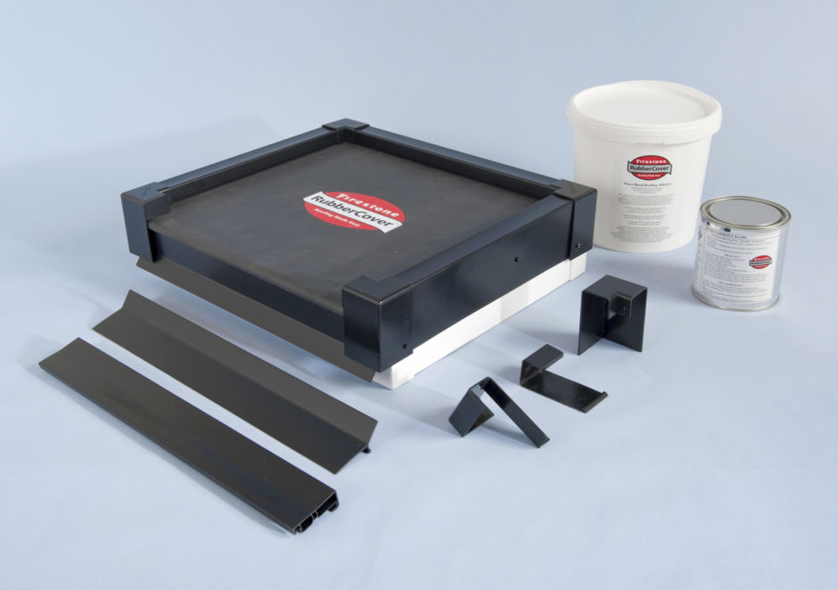 EPDM Rubber Roofing Kit