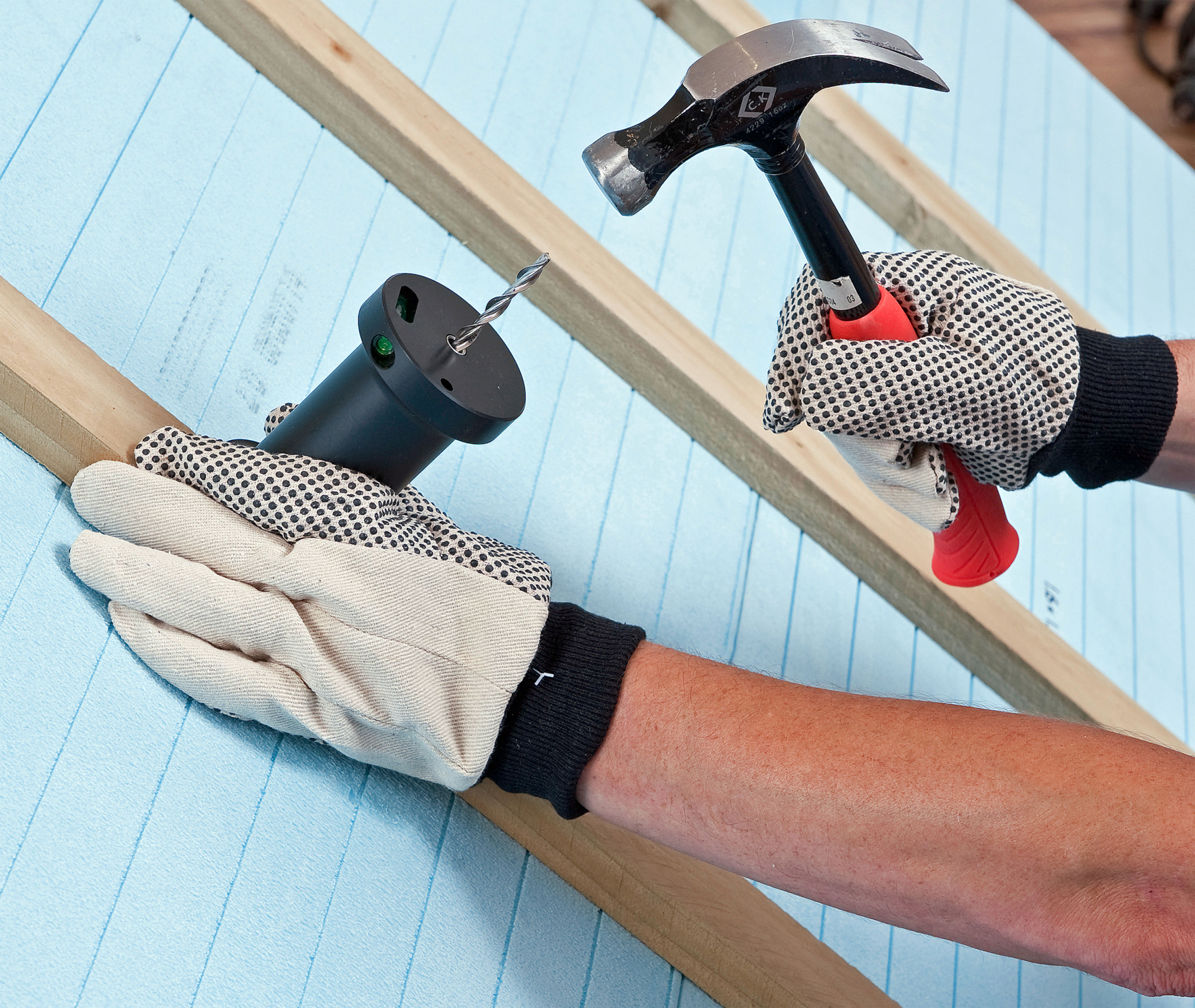 Warm Roof Fixings For Celotex Amp Kingspan Insulation