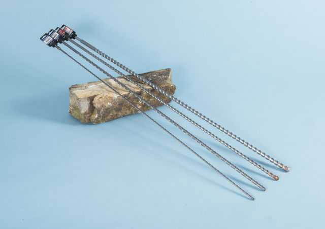 Long-Series SDS Drill Bits