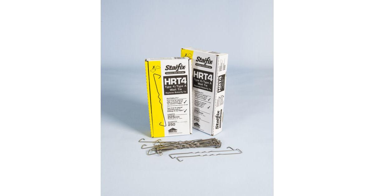 Ancon Steel Ties Twistfix